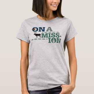 Olaf & Sven | On a Mission T-Shirt