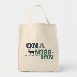 Olaf & Sven | On a Mission Tote Bag