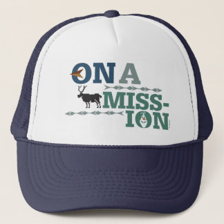 Olaf & Sven | On a Mission Trucker Hat
