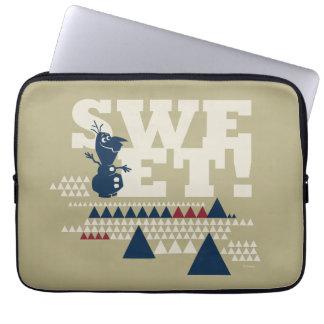 Olaf | Sweet! 3 Laptop Sleeve