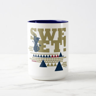 Olaf | Sweet! Two-Tone Coffee Mug