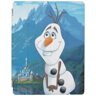 Olaf | Today Will be Perfect iPad Cover