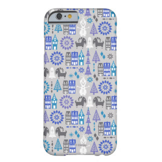 Olaf | Warm Hugs All Around Pattern Barely There iPhone 6 Case