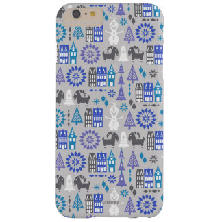 Olaf | Warm Hugs All Around Pattern Barely There iPhone 6 Plus Case