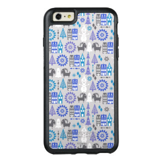 Olaf | Warm Hugs All Around Pattern OtterBox iPhone 6/6s Plus Case