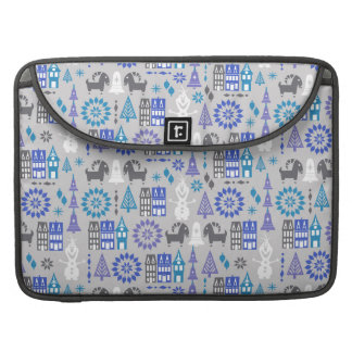 Olaf | Warm Hugs All Around Pattern Sleeve For MacBook Pro