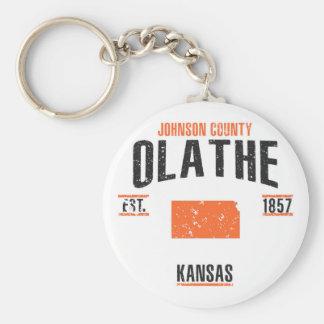 Olathe Keychain