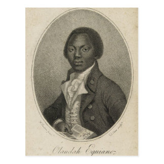 Olaudah Equiano Postcard
