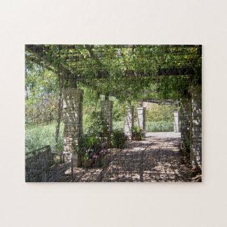 Olbrich Botanical Gardens Donor Arbor Puzzle