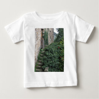 Old abandoned country homestead in the woods baby T-Shirt