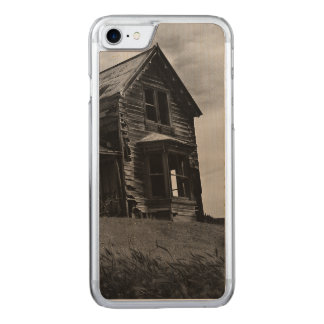 Old abandoned house 1 carved iPhone 7 case