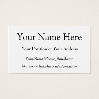 Old Abe, The Wisconsin War Eagle 8th Wisconisn Business Card