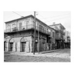 Old Absinthe House, New Orleans: 1906 Postcards