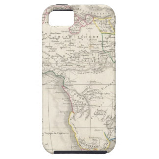 OLD AFRICA MAPS iPhone 5 CASE