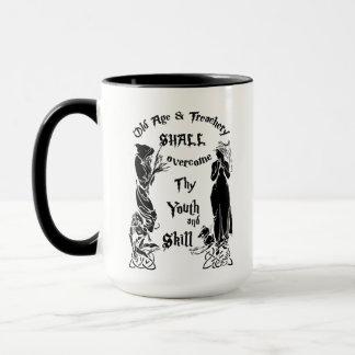 Old Age and Treachery Mug