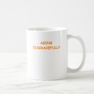 old age coffee mug