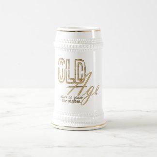 Old Age - Stein Beer Steins