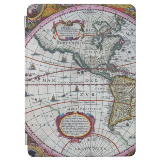Old America Maps iPad Air Cover