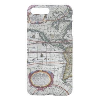 Old America Maps iPhone 8 Plus/7 Plus Case