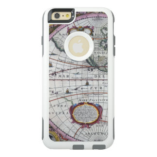 Old America Maps OtterBox iPhone 6/6s Plus Case