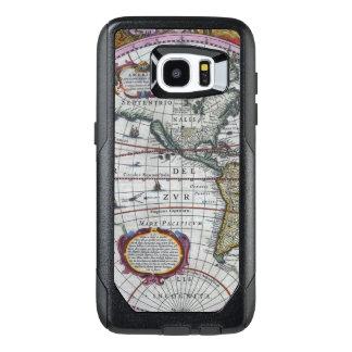 Old America Maps OtterBox Samsung Galaxy S7 Edge Case