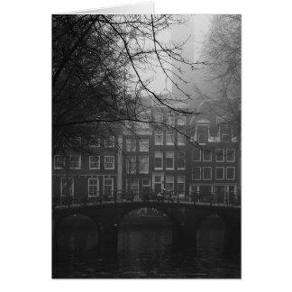 Old Amsterdam Card