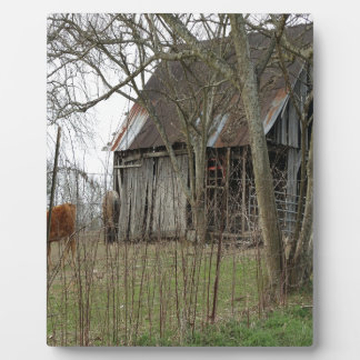Old Antique Barn Plaques