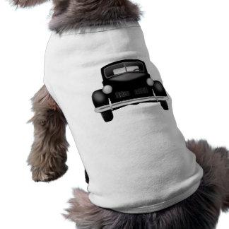 Old Antique Car Doggie Tshirt