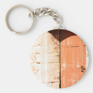 Old Arch Door keychain