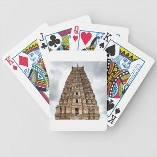 old asian castle bicycle playing cards