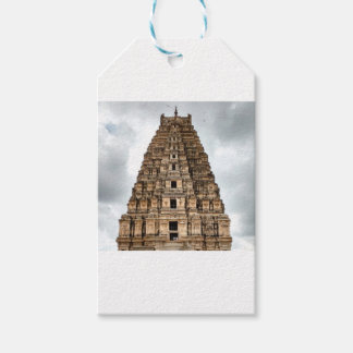 old asian castle gift tags