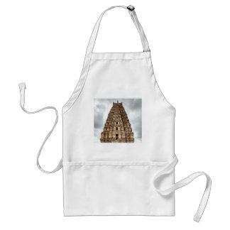 old asian castle standard apron