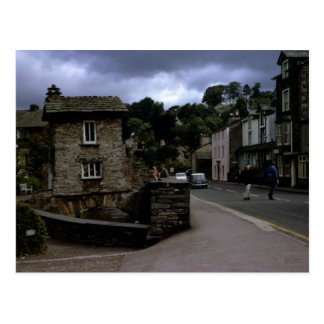 Old Bark Mill  Ambleside Postcard