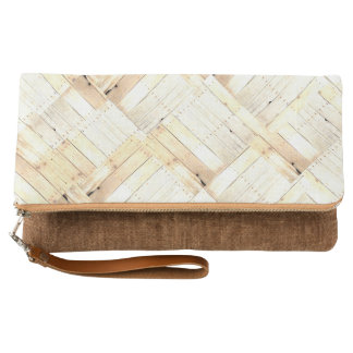 Old Barn Board Rustic Wood Barnwood Panelling Clutch