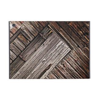 Old Barn Wood Abstract iPad Mini Case
