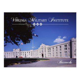 Old Barracks, Virginia Military Institute (VMI) Postcard