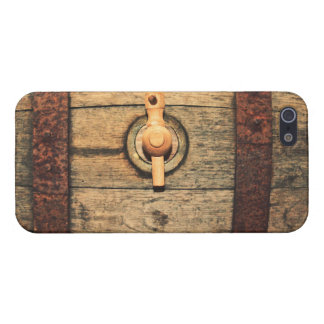 Old barrel iPhone 5/5S cases