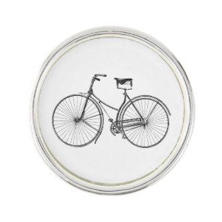 Old Bicycle Lapel Pin
