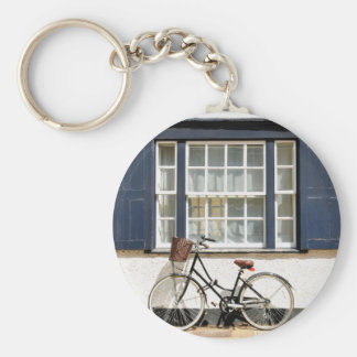 Old bike keychain