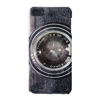 Old black camera iPod touch (5th generation) cases
