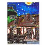 Old Black Smith Shop French Quarter Postcard