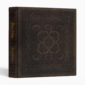 Old Book 3 Ring Binder