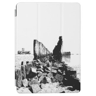 old breakwater iPad air cover