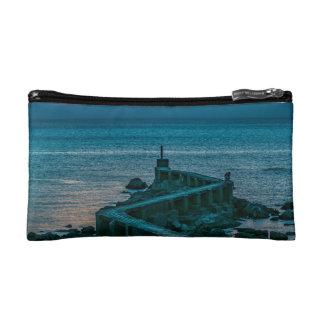 Old Breakwater, Montevideo, Uruguay Cosmetic Bag
