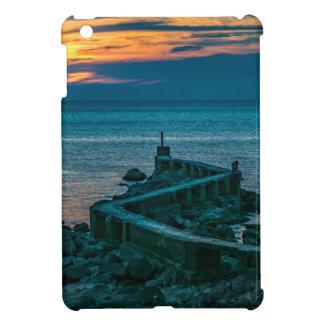 Old Breakwater, Montevideo, Uruguay iPad Mini Cover