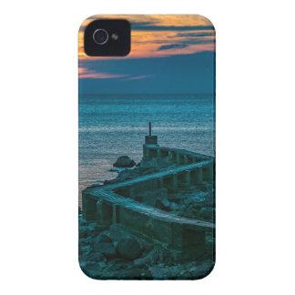 Old Breakwater, Montevideo, Uruguay iPhone 4 Covers