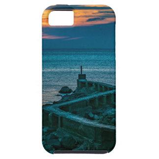 Old Breakwater, Montevideo, Uruguay iPhone 5 Covers