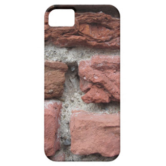 Old brick wall background iPhone 5 cover