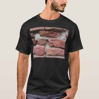 Old brick wall background T-Shirt