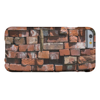 Old Bricks Abstract Barely There iPhone 6 Case